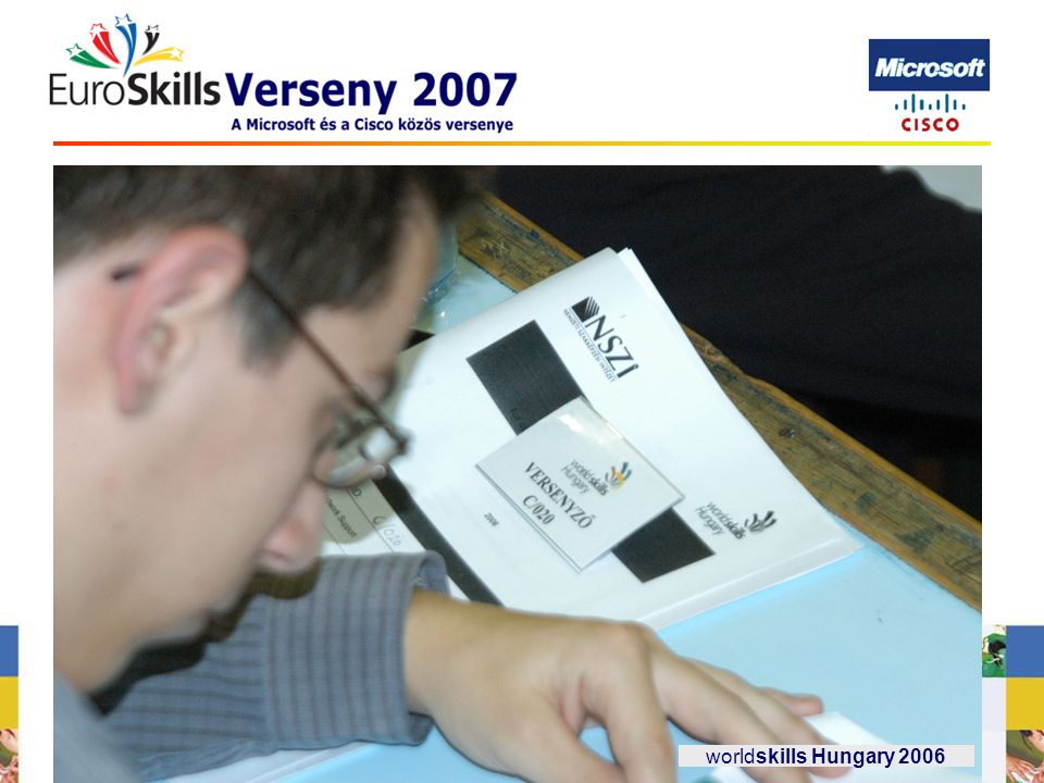 worldskills Hungary 2006