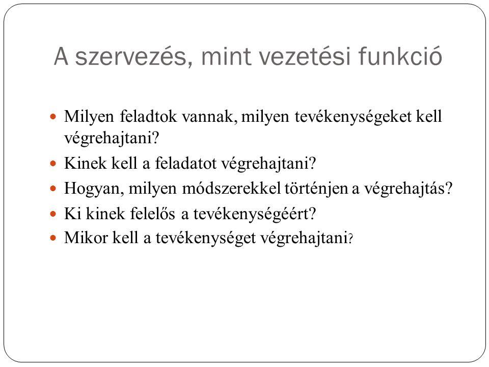 MÁTRIX SZERVEZET MŰSZAKIGAZDASÁGI TERMÉK 1. TERMÉK 2. 25
