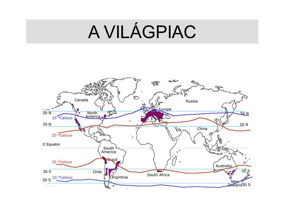 → közelednek egymáshoz Globalizáció Kelet felé tolódás Trendek