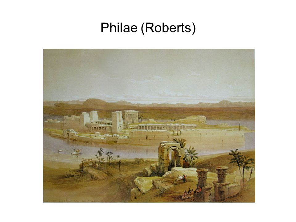 Philae (Roberts)