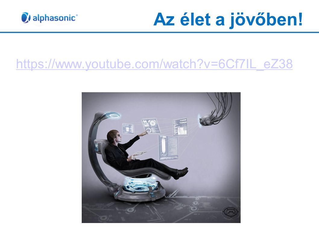Az élet a jövőben! https://www.youtube.com/watch?v=6Cf7IL_eZ38