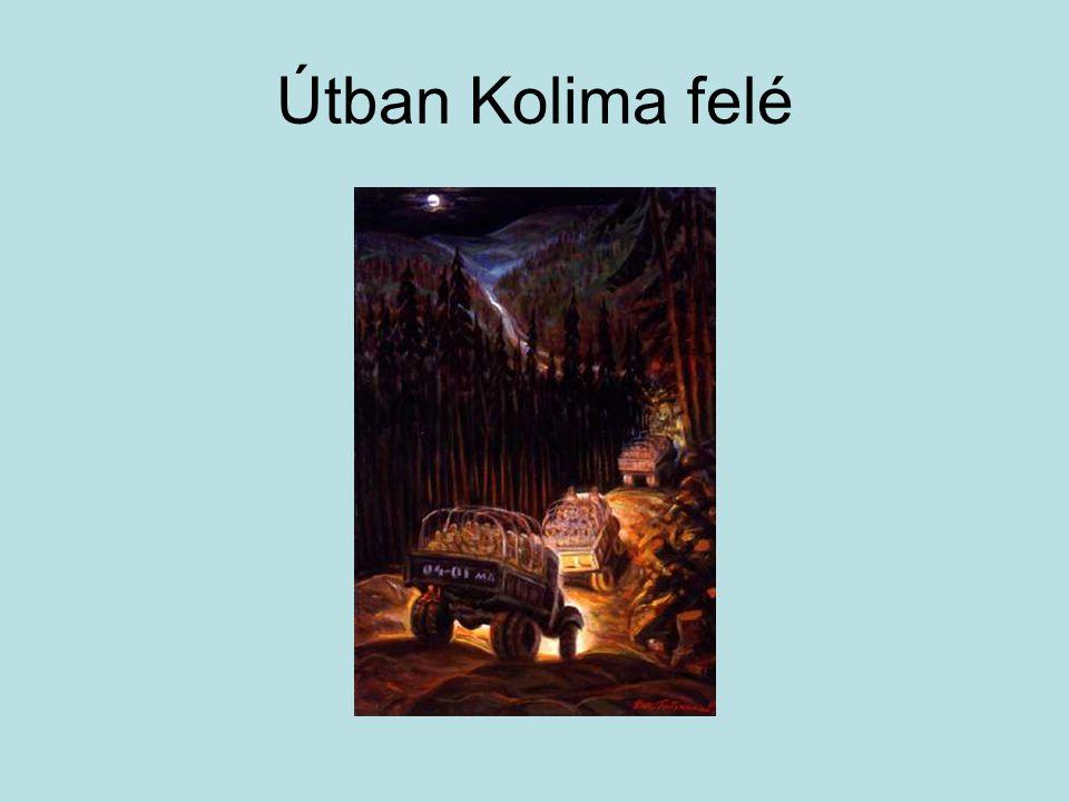 Útban Kolima felé