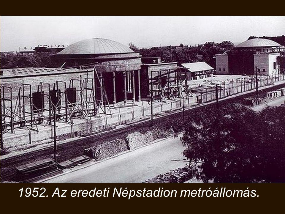 1948. Rákosi Mátyás a Rákosi Mátyás Gyermekotthonban, Balatonaligán