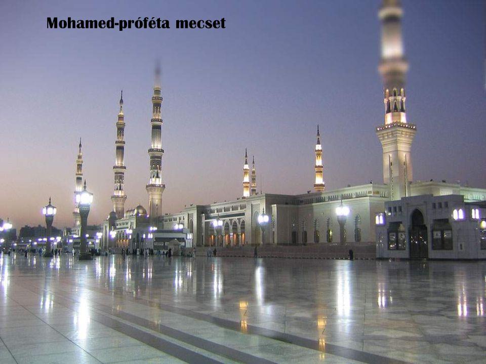 Mohamed-próféta mecset
