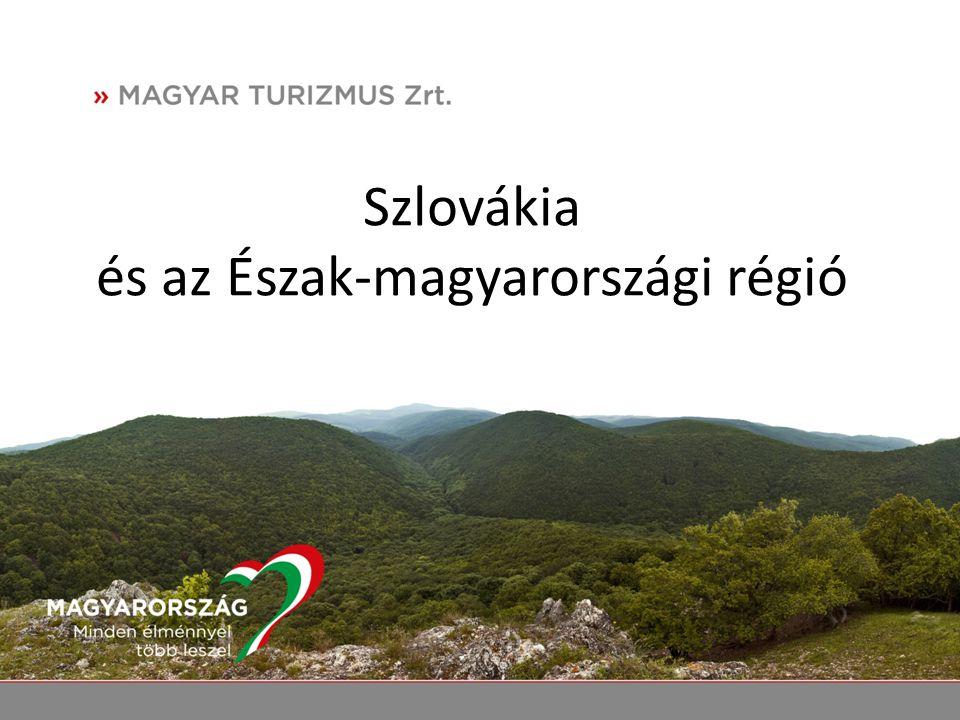 Szlovákia és az Észak-magyarországi régió