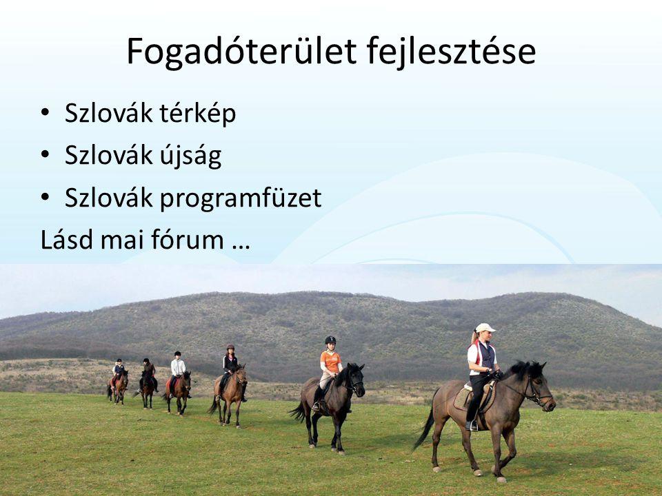 Fogadóterület fejlesztése Szlovák térkép Szlovák újság Szlovák programfüzet Lásd mai fórum …