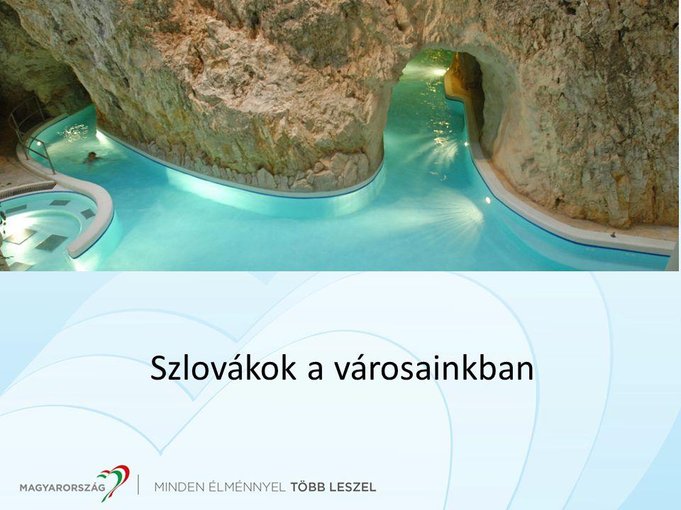 Szlovákok a városainkban