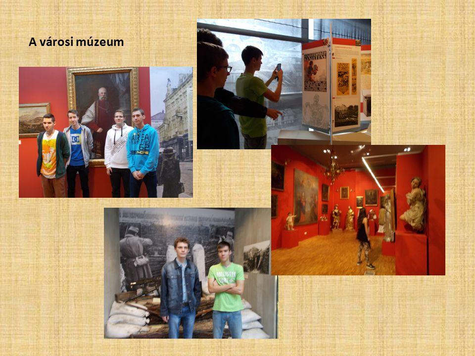A városi múzeum