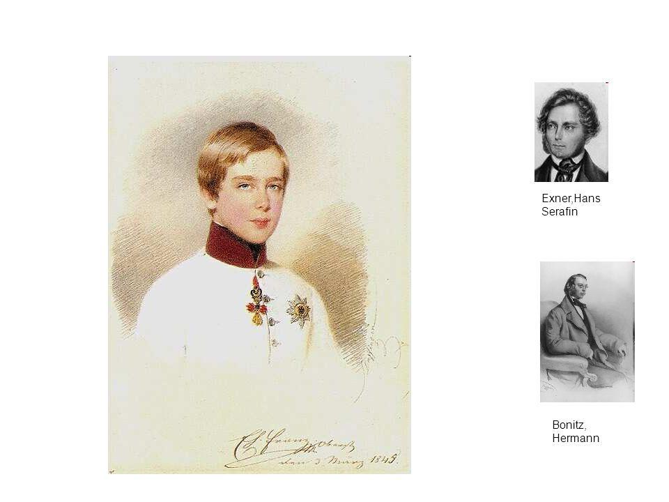 Exner,Hans Serafin Bonitz, Hermann