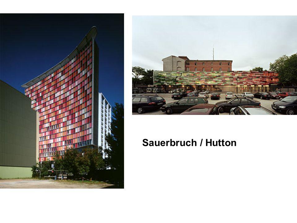 Sauerbruch / Hutton