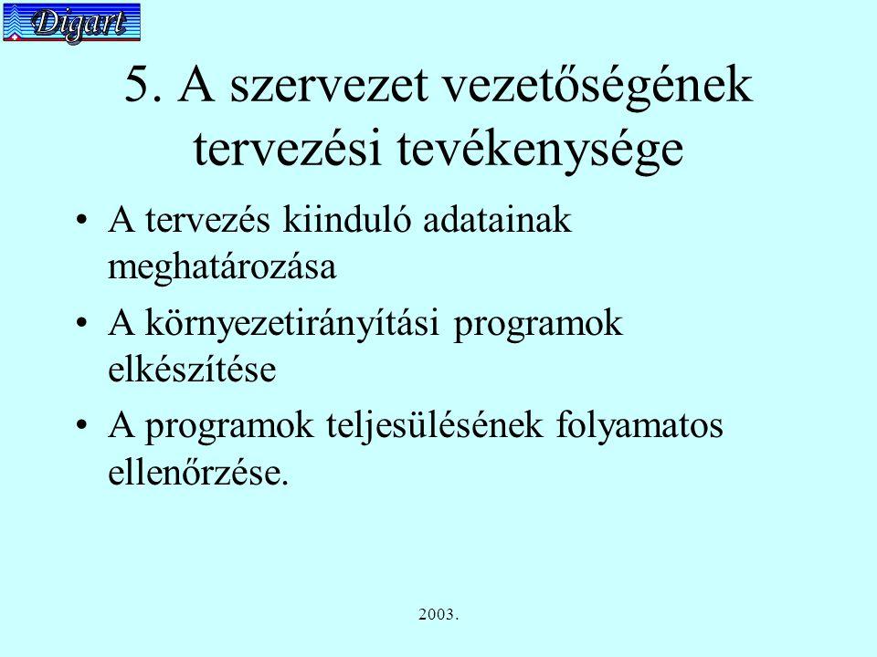 2003. 5.
