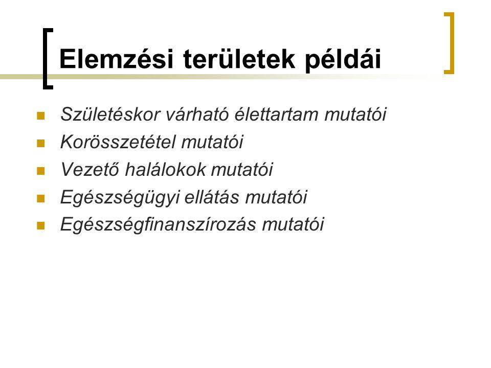 Elemzési szempontok 1.Témája: vizsgált jelenség azonosítása (pl.