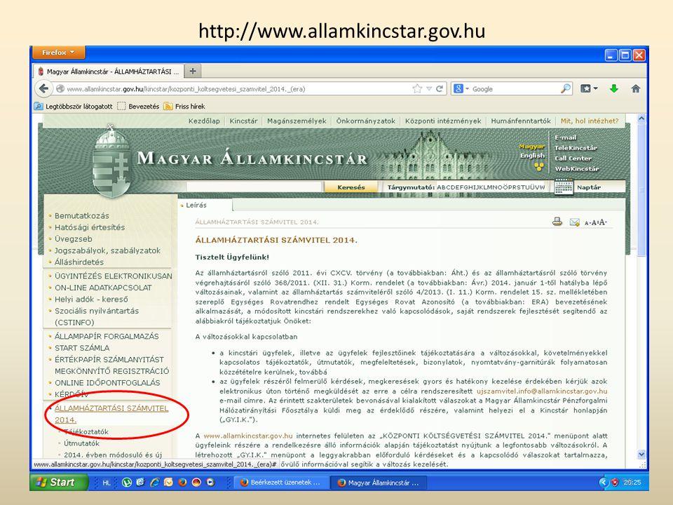 http://www.allamkincstar.gov.hu 58