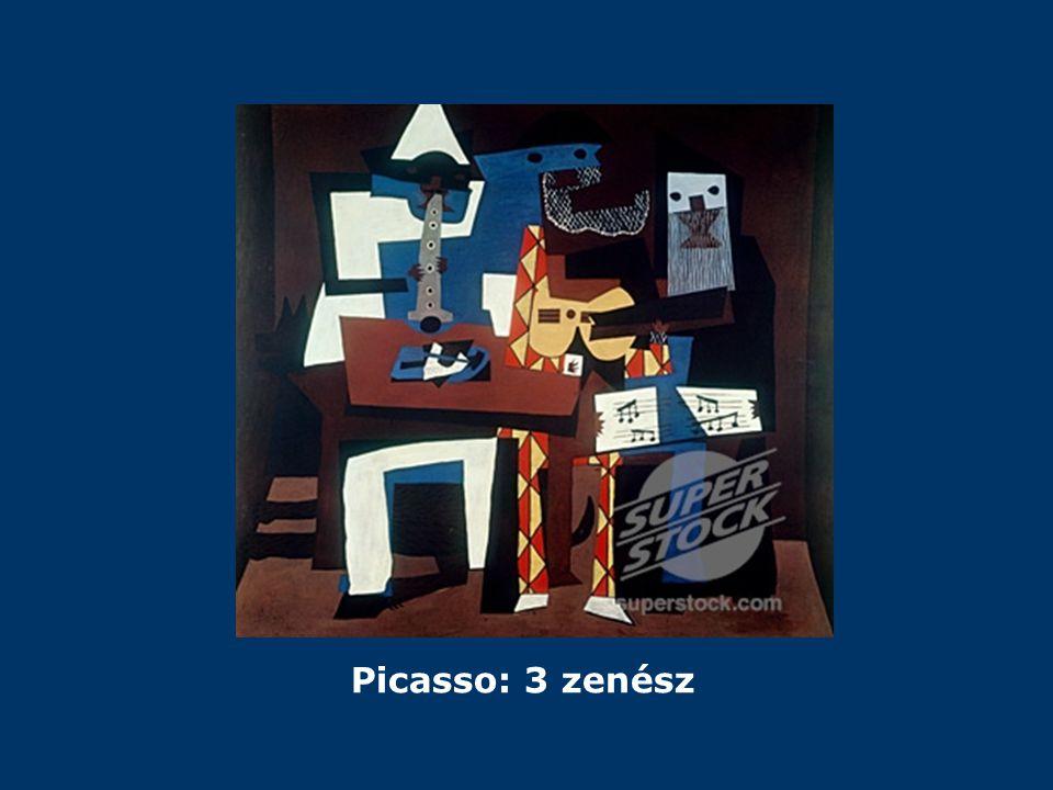 Picasso: 3 zenész