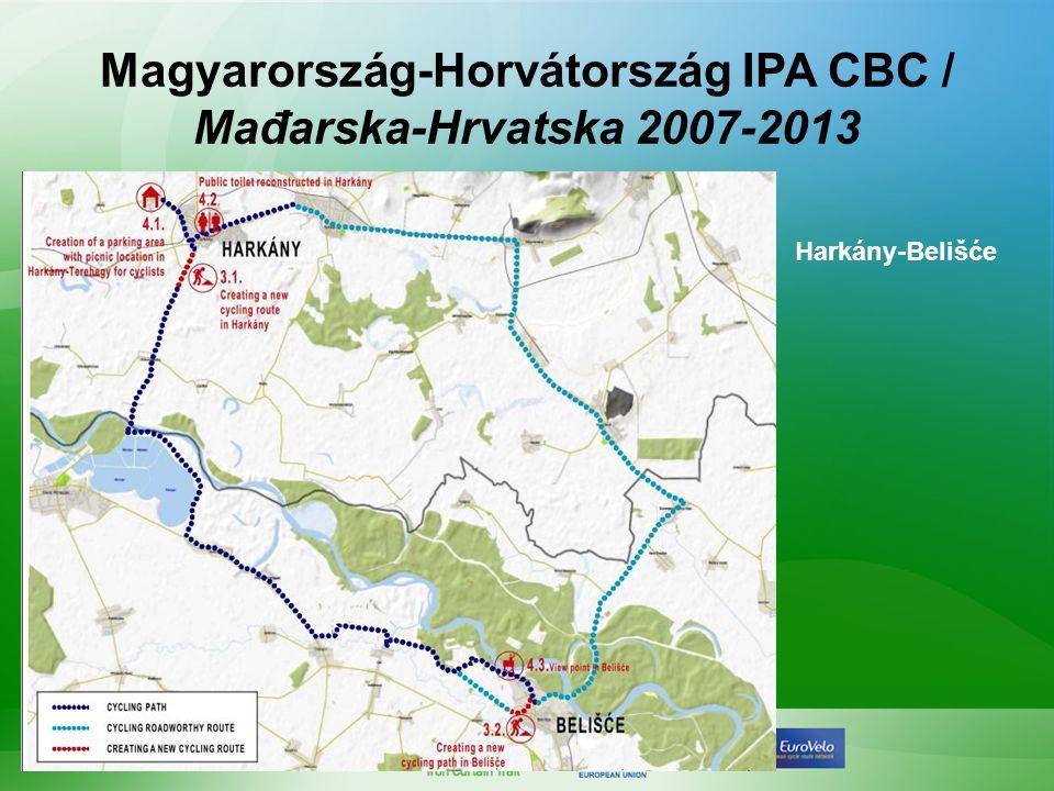 Harkány-Belišće Magyarország-Horvátország IPA CBC / Mađarska-Hrvatska 2007-2013
