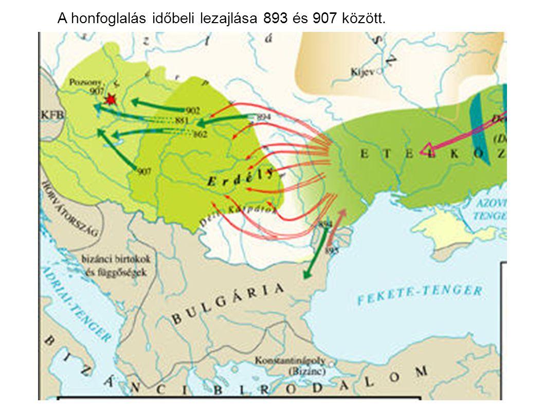 Magyarország a 11.században (1000 és 1100 között).