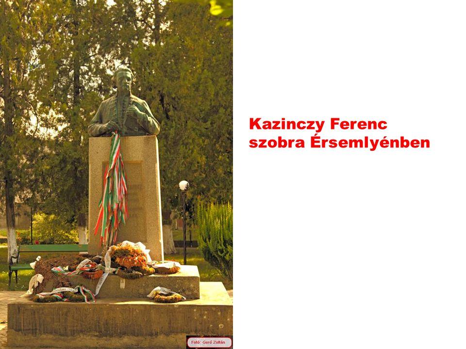 Az érsemlyéni ház emléket állít Kazinczy Lajos ezredesnek ( Kazinczy fia), valamint Csiha Kálmánnak, és Fráter Lórándnak is.