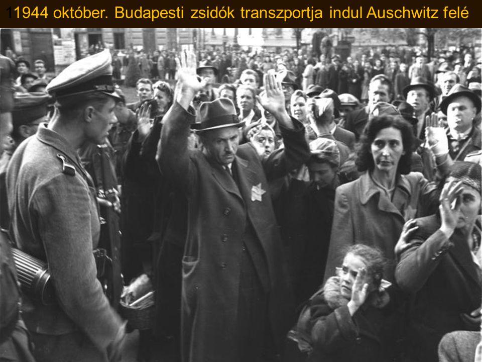 1941. Hitler búcsúztatja Horthy kormányzót a berlini pályaudvaron