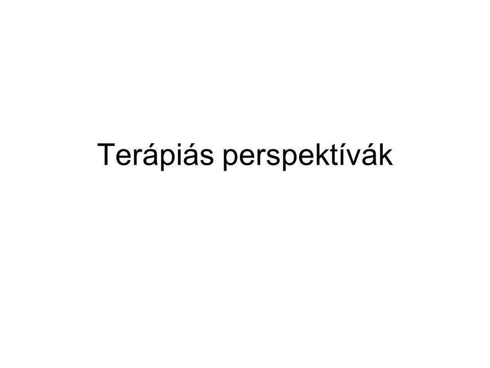 Terápiás perspektívák