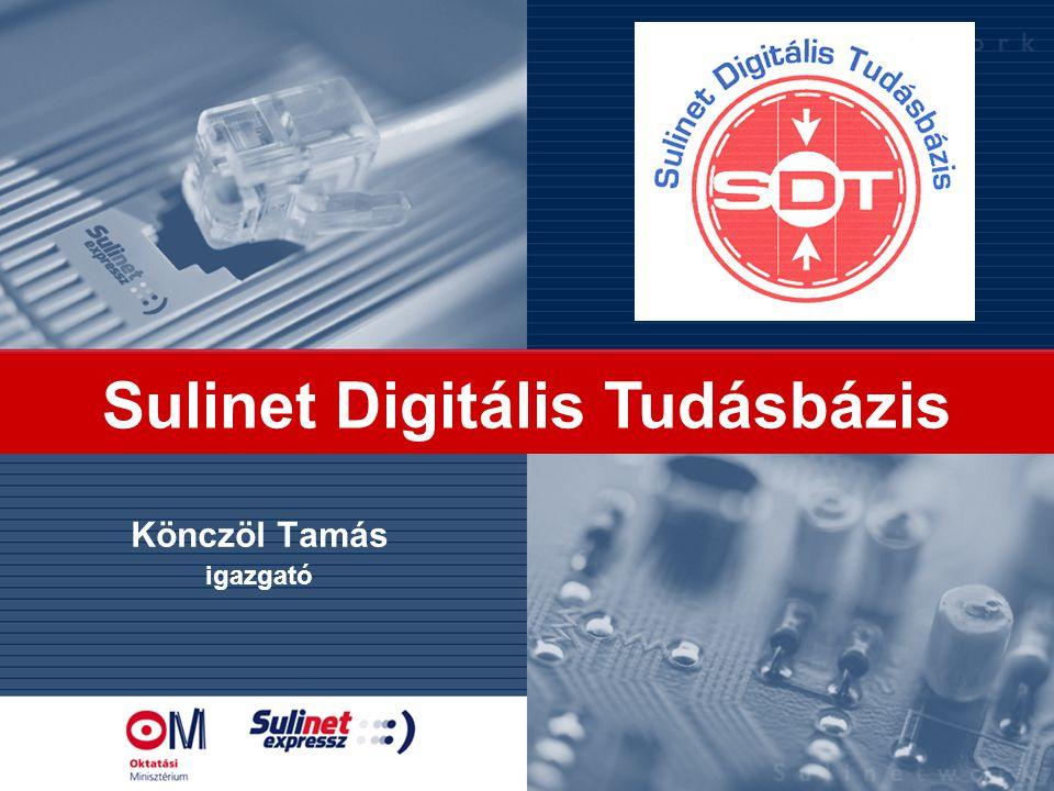 Könczöl Tamás igazgató Sulinet Digitális Tudásbázis