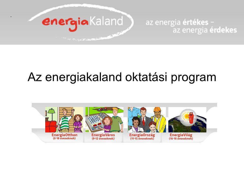 Az elmúlt 2 évről: 251 iskola rendelte meg a modulokat a honlapon határon innen és túlról is 151 észrevételt írtak eddig az EnergiaKalanddal kapcsolatban.