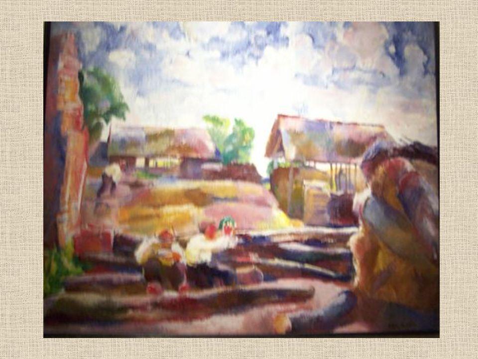 Igal (A harmadik egység) A kiállított képek a Somogy megyei Igalon és környékén töltött nyarak művészi termései, fénnyel átitatott, színekben pompázó tájak.