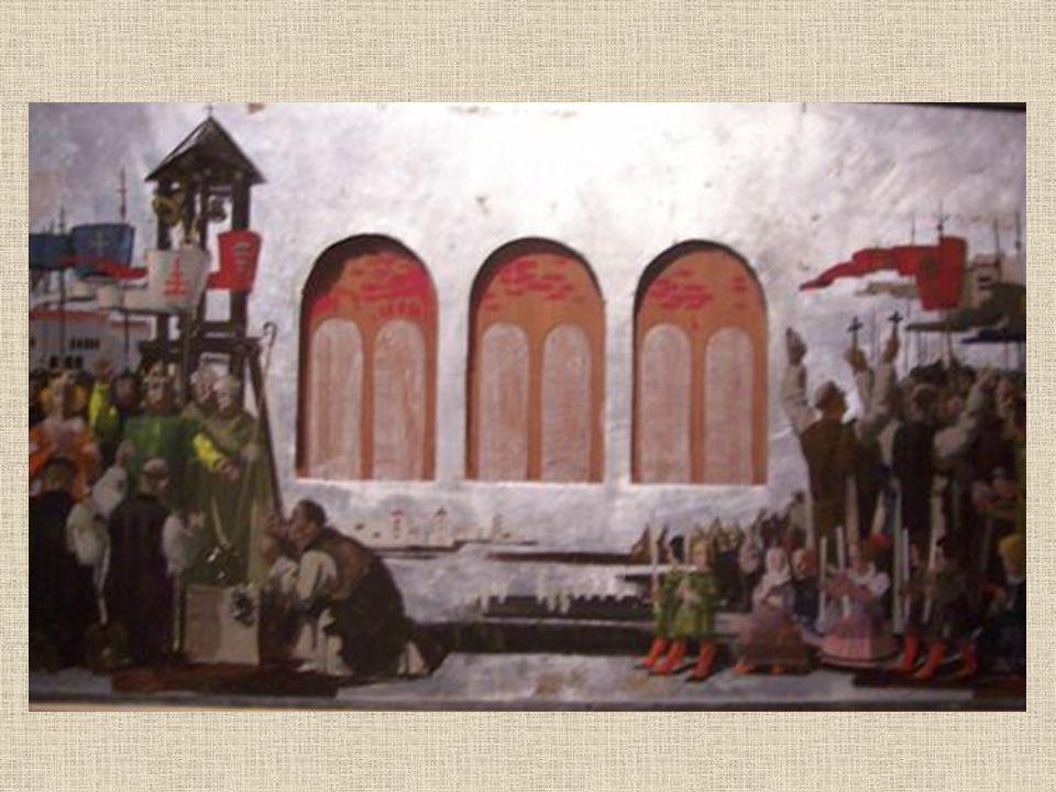 Képek a falon (A hatodik egység) Ez a nagy egység az életmű egy hatalmas fejezetét, a monu- mentális falképek sorozatát tekinti át.