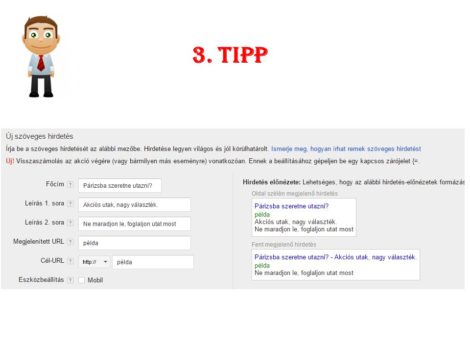3. tipp