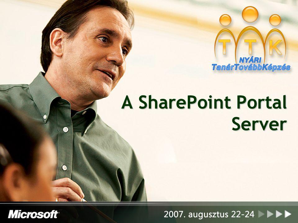 A SharePoint Portal Server