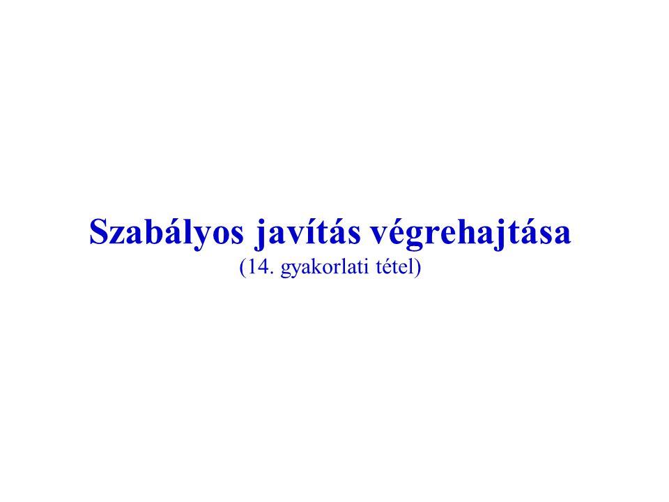 MINTA HIVATAL sz.példány Nyt. szám: 13/48/2015.
