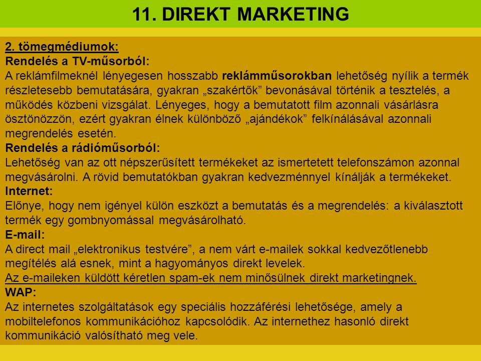 11.DIREKT MARKETING 2.