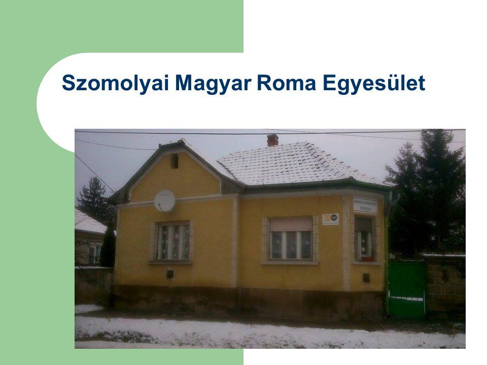 Szomolyai Magyar Roma Egyesület
