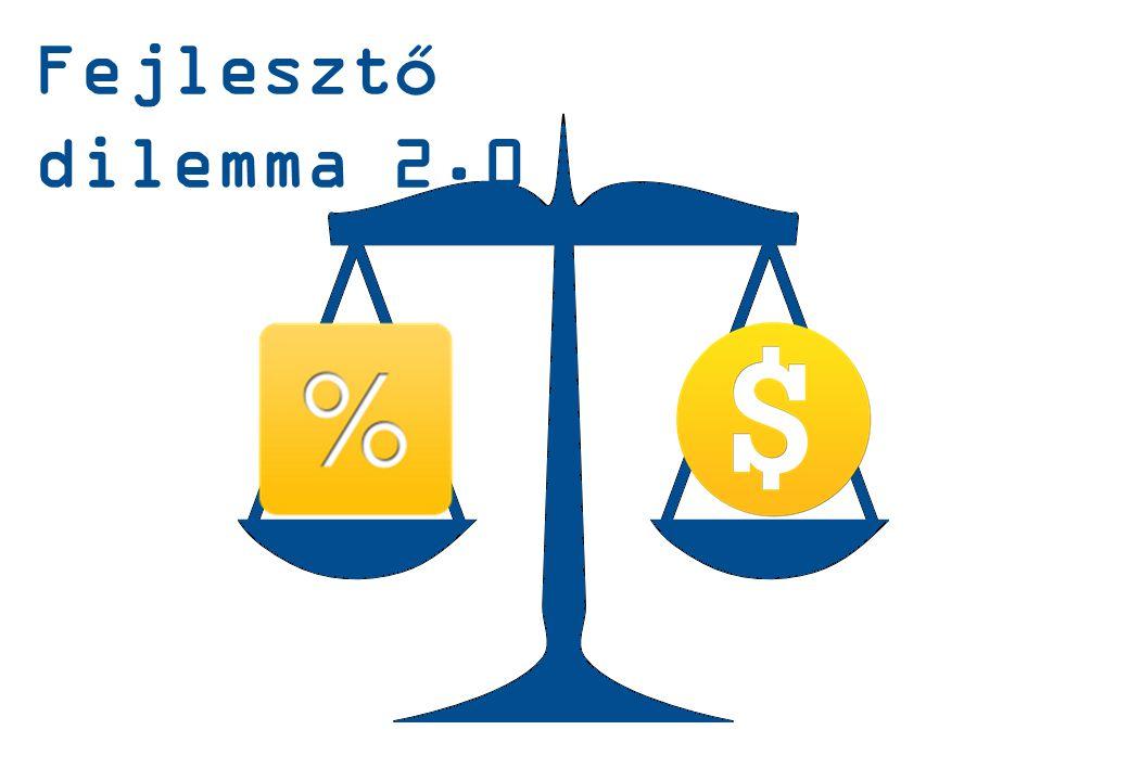 Fejlesztő dilemma 2.0