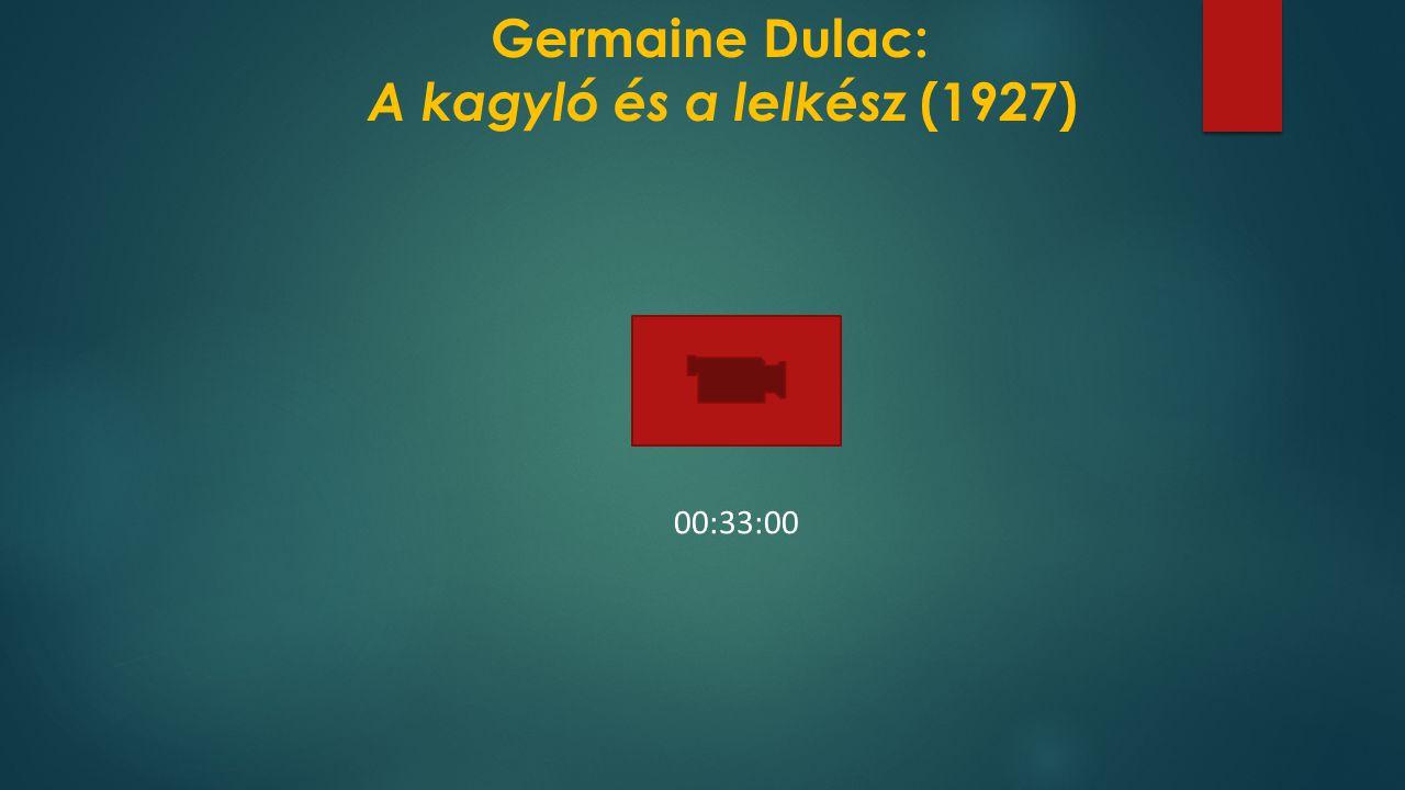Germaine Dulac: A kagyló és a lelkész (1927) 00:33:00