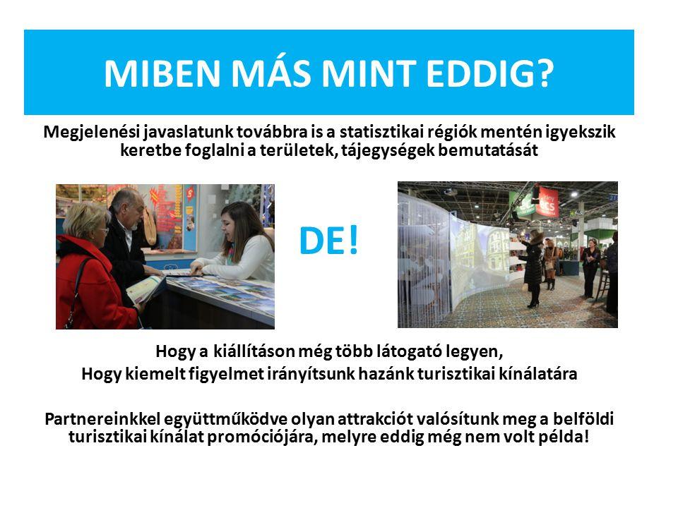 MIBEN MÁS MINT EDDIG.
