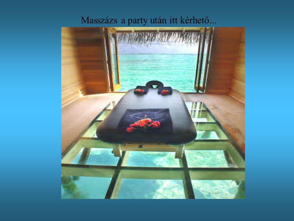 Masszázs a party után itt kérhető...