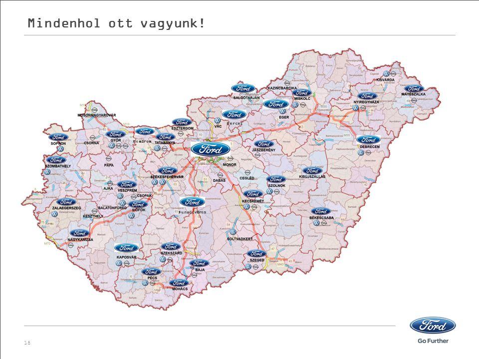 18 Mindenhol ott vagyunk! Bercel Dunaújváros Komárom