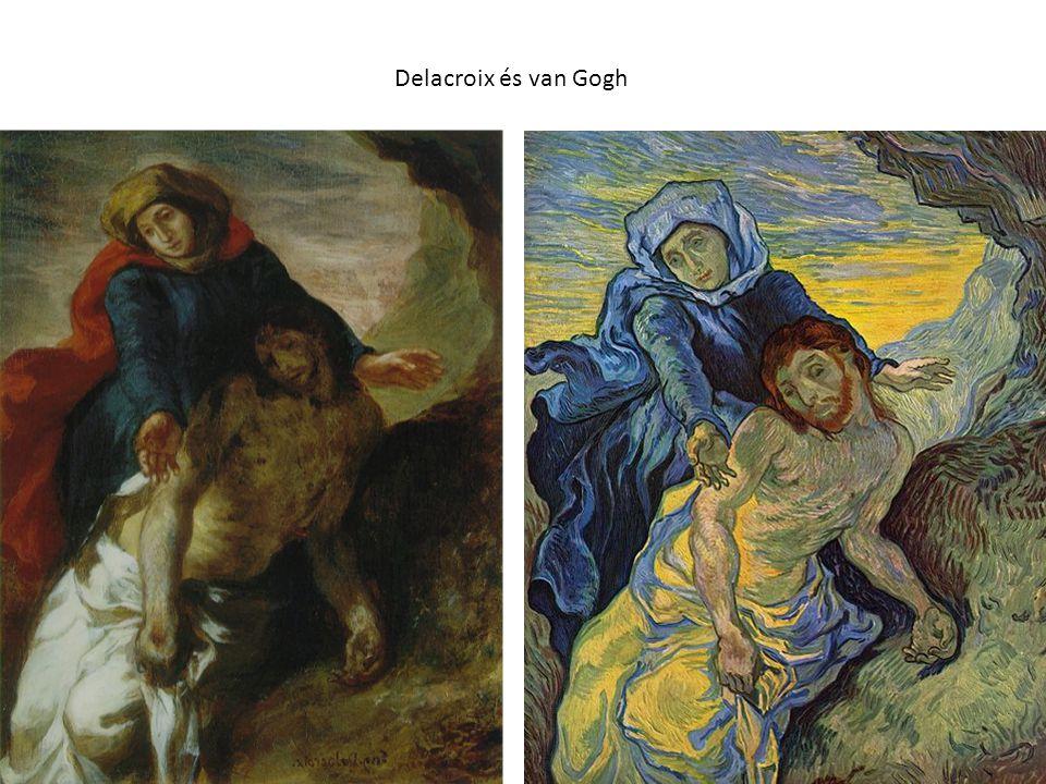 Delacroix és van Gogh