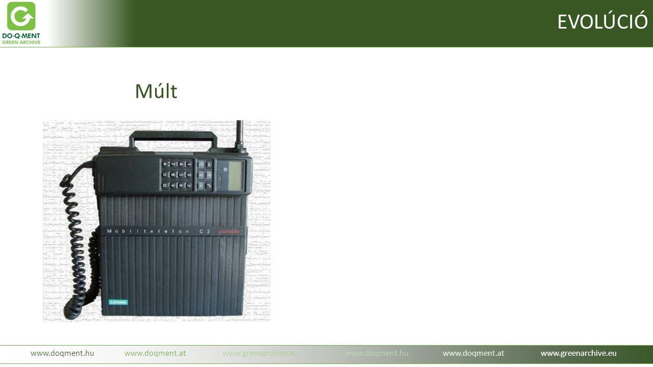 -beruházás mentes igénybevétel havi díj ellenében ( mobil szolgáltatás ) -nagyobb mennyiség esetében egyedi árképzés ( oldal, adat, időbélyeg, tárhely ) -bárhonnan, bármikor elérhető EREDETI dokumentumok ( IBM biztonság ) -feleslegesen fénymásolt dokumentumok teljes mellőzése www.doqment.huwww.doqment.atwww.greenarchive.euwww.doqment.huwww.doqment.atwww.greenarchive.eu Milyen előnyökkel jár a szolgáltatás: