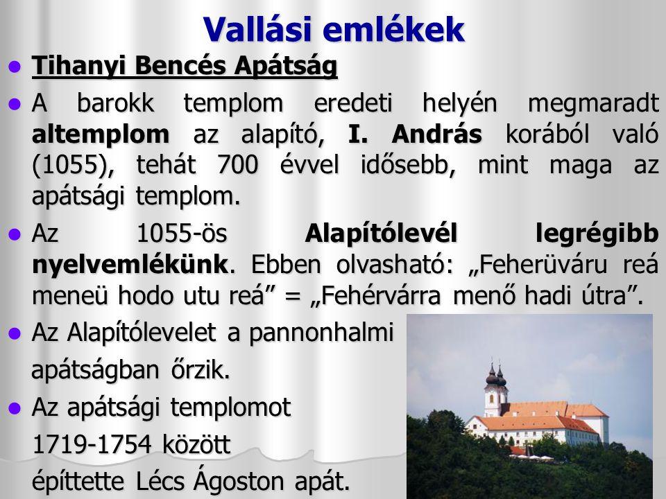 5.Balatonmelléke Hazánk legcsapadékosabb és legfiatalabb borvidéke (évi 700-800 mm csapadék).