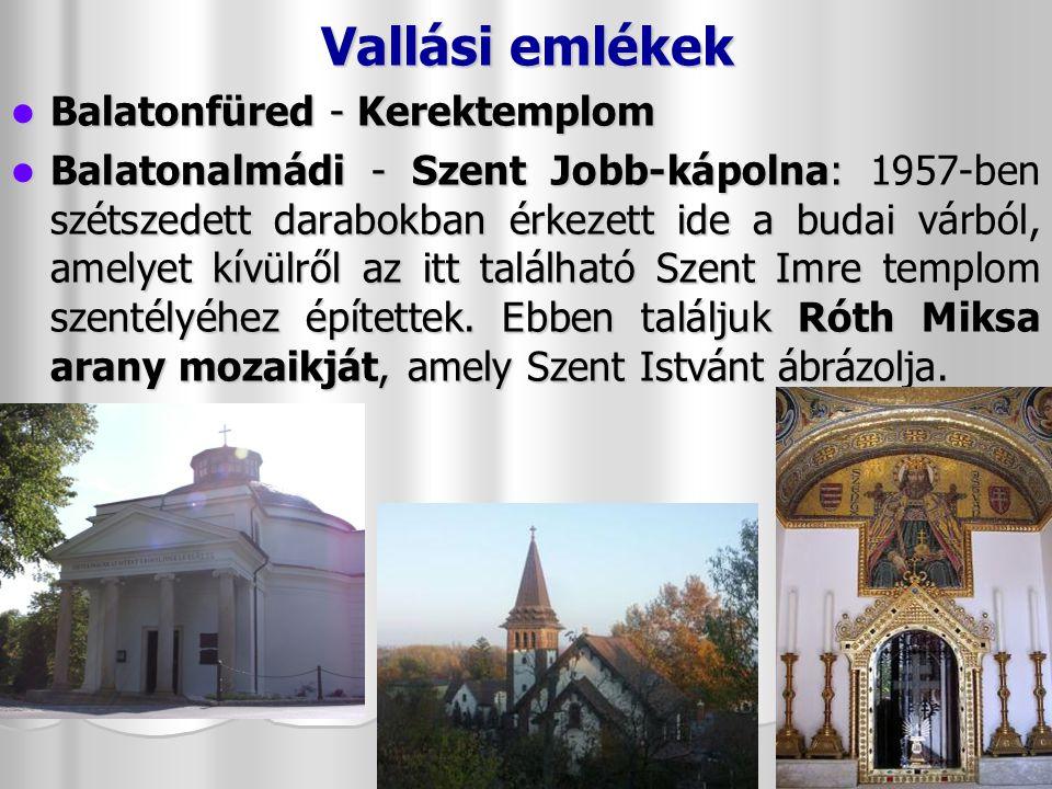 Vallási emlékek Vörösberény (Balatonalmádi) - Református templom: a 13.