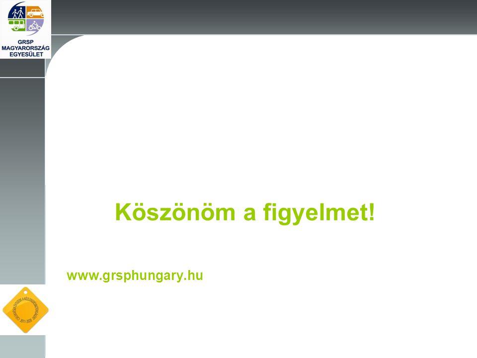 2009 Köszönöm a figyelmet! www.grsphungary.hu