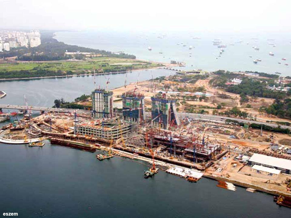 Marina Bay Sands Skypark a világ legdrágább szállodája, a korábbi rekorder az Abu Dzabiban található Emirates Palace Hotelt megelőzve.
