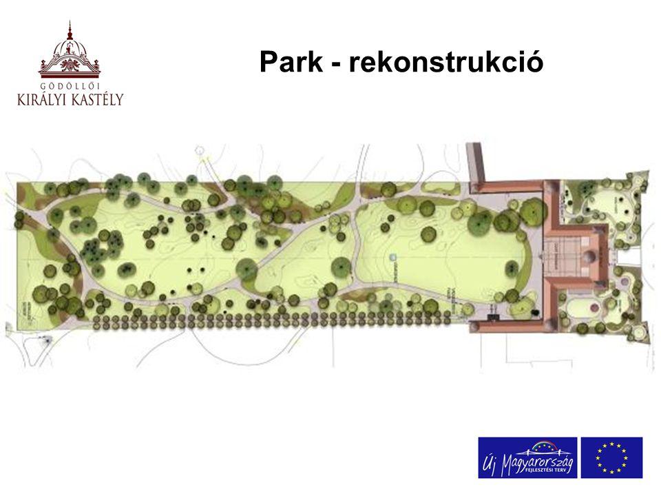Park - rekonstrukció