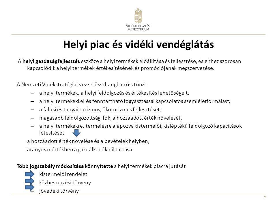 8 Falusi turizmus A pálinka és a falusi turizmus kapcsolatában megbúvó lehetőségek.
