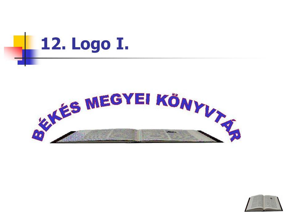 12. Logo I.