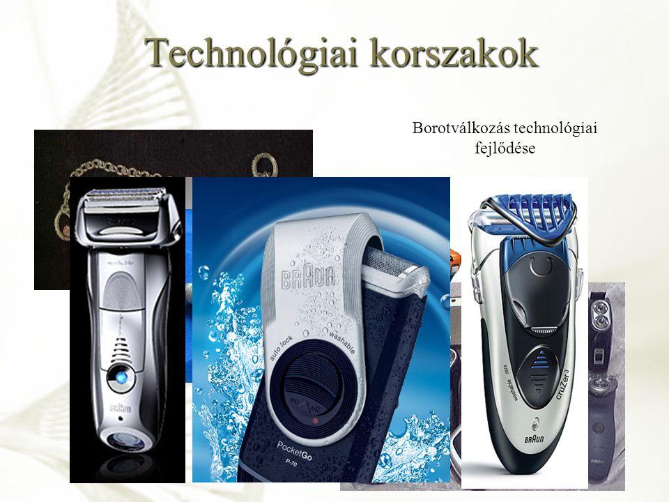 Technológiai elemek A technológiai folyamat értékteremtő folyamat.