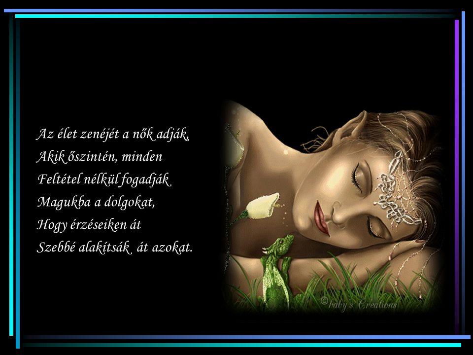 A csodálatos Az érzéki Az Anya A szerető A szerető