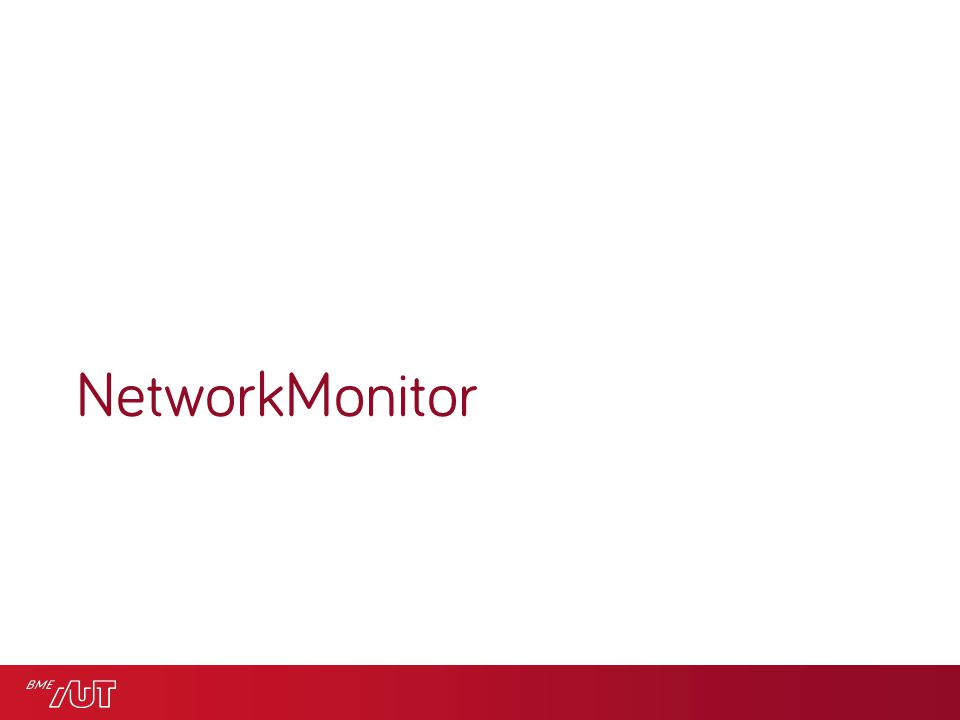 NetworkMonitor