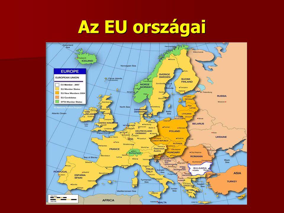 Az EU országai